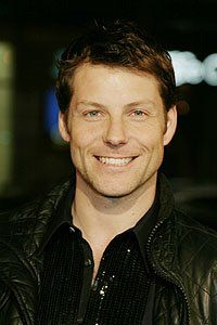 Jamie Bamber  I am going to marry him