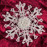 Snowcatcher Snowflake Directory - Huge selection of beautiful snowflake patterns.