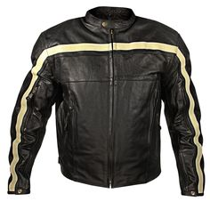 New Vintage Style Racing Jackets for Him and for Her #Jackets #Motorcycle #Accessories