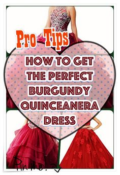 Quinceanera Guide - Burgundy Quinceanera Dresses In Autumn Shades. Choose one of these Burgundy quinceanera gowns for the big day of yours! Burgundy Quinceanera Dresses, Quinceanera Party, Our Girl, Fashion Show, Gowns, Princess, Formal Dresses, Celebrities, Lady