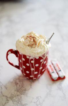 Merry Christmas Darling~ Hot Cocoa Yuummmy- #LadyLuxuryDesigns