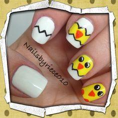 nailsbyriece010 easter #nail #nails #nailart