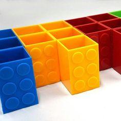 Porta lapis Lego