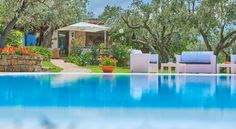 Villa San Teodoro is the ideal country retreat, with a beautiful garden,superb pool and magnificent sea views on Tirrenyan near Cefalù. Sicily, Villas, Beautiful Gardens, Coast, San, Country, Luxury, Outdoor Decor, Home Decor