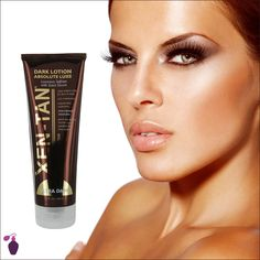 Get deep, instant color with Xen Tan's ultra dark self-tan lotion