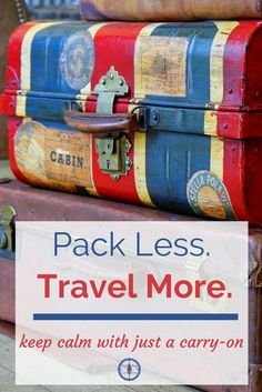 Travel Hacks for Packing Carry-On Essentials. Free resource for family travel, solo travel & international travel.
