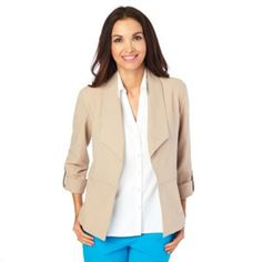 Tradition®/MD Women's Crinkled Jacket - Sears   Sears Canada