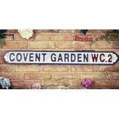 Buy Old Reproduction Wooden London Street Wood Road Signs Retro & Vintage Antique Style Black & White London Road Wall Signs Football Signs, Retro Football, Brighton & Hove Albion, Brighton And Hove, Vintage London, Old London, Manchester United Old Trafford, Carrow Road, London Decor