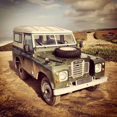 Memories of riding through the African jungle in one of these.