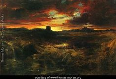"""This so fits the Browning poem of the same name """"Childe Roland to the Dark Tower Came."""""""