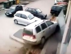 You won't believe what happens!!! Click for '10 Of The Greatest Parking Fails Of All Time' #lol #spon
