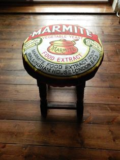 The best looking seat in the house! Marmite Gifts, Slimming World Roast Potatoes, Star Wars Watch, Upholstered Stool, Roast Dinner, Geek Chic, Real Leather, How To Look Better, Upholstery