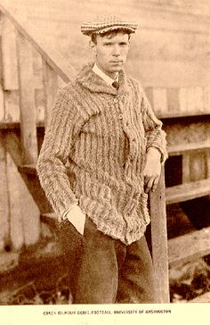 Yale football coach, their sweaters partly pioneered 'the Ivy look' Football Coaches, Ivy Look, Vintage Style, Vintage Fashion, Coaching, University, Men Sweater, Sweaters, Training