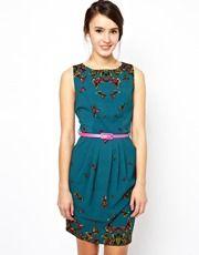 Darling | Darling Printed Caitlyn Dress at ASOS