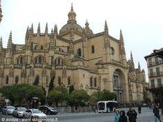 Segovia, la Cattedrale