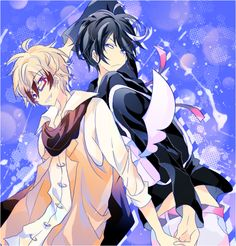 Servamp - Hyde and Licht