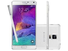 MagazineJr: Smartphone Samsung Galaxy Note 4 32GB 4G - Câm. 16...