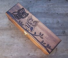 Wine or Wedding box. They are custom made. I am having one made for Michael and I.