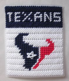 Houston Texans tissue box