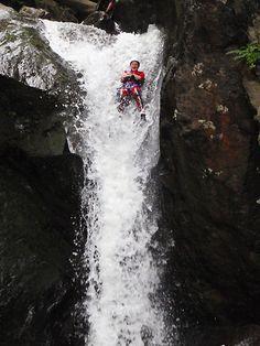 Rafting & Canyoning Wochenende im Ötztal Tirol, Österreich