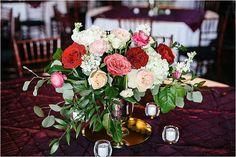 He Loves Me Flowers • Photo by Meg White
