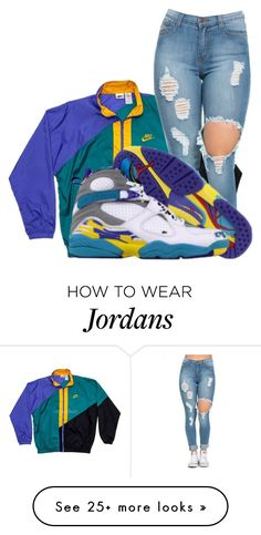 """""""Untitled #554"""" by iamlexus on Polyvore featuring NIKE"""