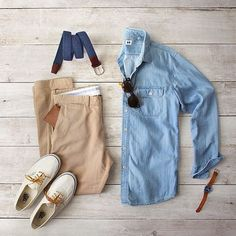 sunglasses & denim- spring essentials