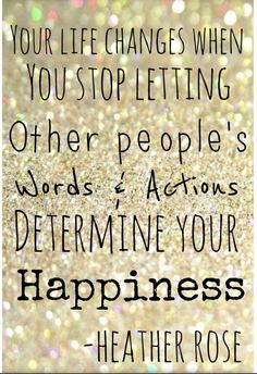 Truth. People will try to steal your joy if you let 'em. Don't! Spread joy instead. ✌