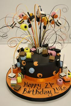 www.facebook.com/cakecoachonline - sharing....liquorice allsort party - Google Search