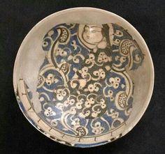 Anatolian Turkish Seljuk Ceramics - 12th - 13th centuries