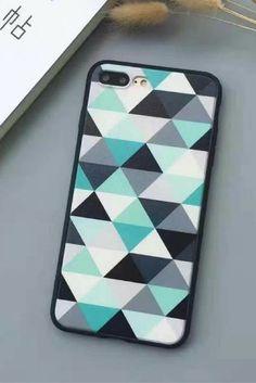 Rhombus Pattern Iphone 7, Iphone 7 plus, Iphone 6 & Iphone 6 plus protective…