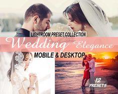 Wedding Mobile and Desktop Lightroom Presets, 14 Wedding Day Presets Cinema Wedding, Wedding Day, Edit Your Photos, Beautiful Sunrise, Lifestyle Photography, Lightroom Presets, Love Story, Photo Editing, Desktop
