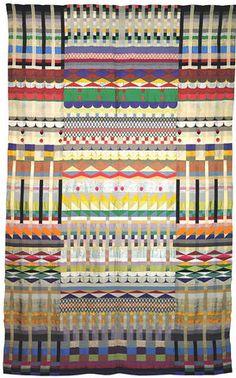 bauhaus textiles. via mociun.