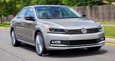 Volkswagen Passat 2016 » Los Mejores Autos