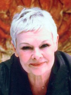 Dame Judi Dench - What can I say? Simply the best actress!!
