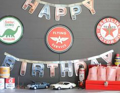 Classic Car - Garage Party - Classic - Vintage Cars