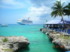 Another cruise port... Grand Cayman