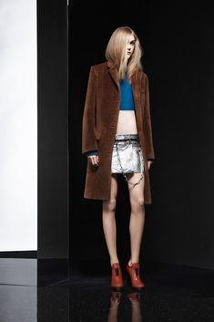 Acne Studios Pre-Fall 2012 Fashion Show - Hedvig Palm