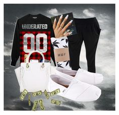 """#Underated"" by official-trill007 ❤ liked on Polyvore"
