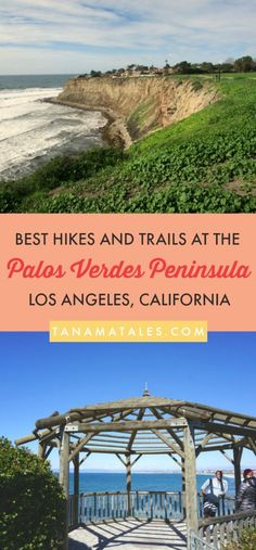 Thing to do in Los Angeles, #California – Travel tips and ideas - The Palos Verdes Peninsula is a unique area located about 30 miles south of Downtown Los Angeles. Having lived close to the area for about 15 years, I have a good idea of the best Palos Verdes hikes and trails. This is a place close to heart.  I have made my best effort to do justice to the place and give useful ideas and information to those who are interested in visiting. #LosAngeles #Hike #Beach #landscape