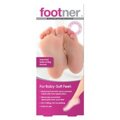 Footner: The Easy Way To Baby-Soft Feet | sheerluxe.com
