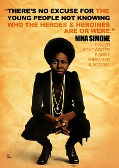 Nina! Parents should be the first heroes and heroines in the lives of their children.