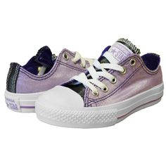 CONVERSE Chuck Taylor Ox Youth | Frozen Lilac/Candy Grape/White