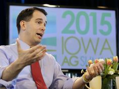 SCOTT WALKER LAYS OUT PRO AMERICAN WORKER STANCE ON IMMIGRATION