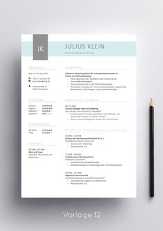 Farbe individuell anpassbar Resume, Bullet Journal, School, Career, Training, Templates, Creative, Projects, Cv Design