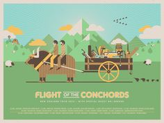 Flight of the Conchords (New Zealand Tour)