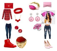 """Untitled #4"" by riversshanae ❤ liked on Polyvore"