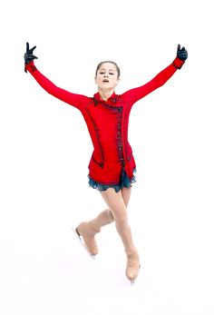 Yulia Lipnitskaya of Russia competes in the Team Ladies Free Skating during day two of the Sochi 2014 Winter Olympics