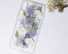 Girly Phone Cases, Diy Phone Case, Iphone Cases, Phone Covers, Mobile Case Cover, Samsung Galaxy, Dried Flowers, Dance Charts, Phones