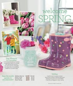 February 2016 Scent and warmer of the month! Taking pre-orders now! scentsbyang.scentsy.us facebook.com/scentsbyang